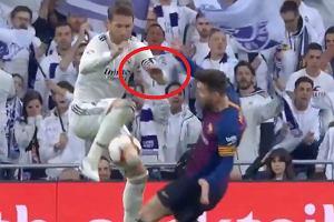 Sergio Ramos uderzył Lionela Messiego. Zawodnik Realu Madryt komentuje [WIDEO]