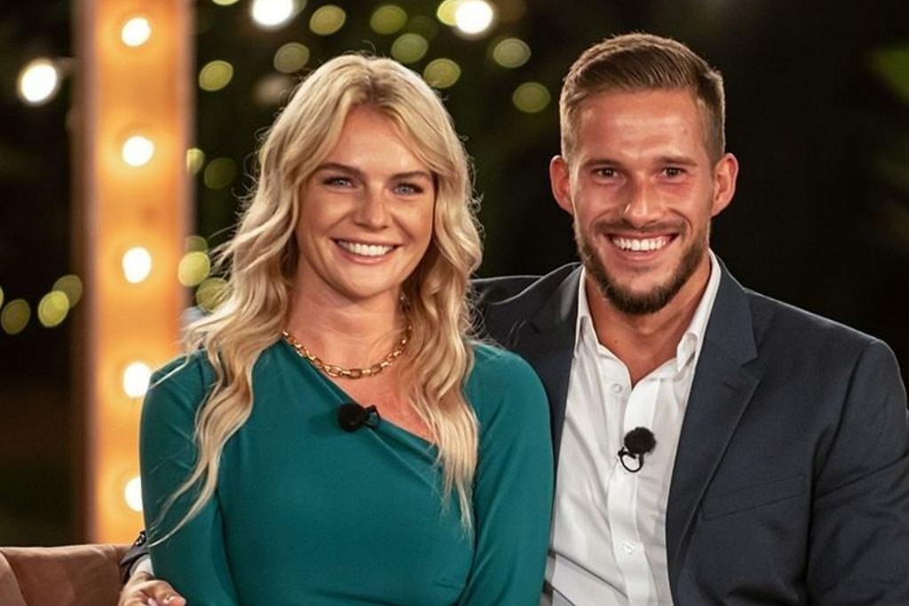 'Love Island'. Magda i Wiktor