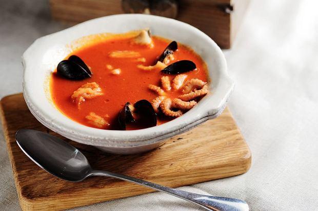 Bouillabaisse, tradycyjna zupa rybna z Marsylii / fot. Shutterstock