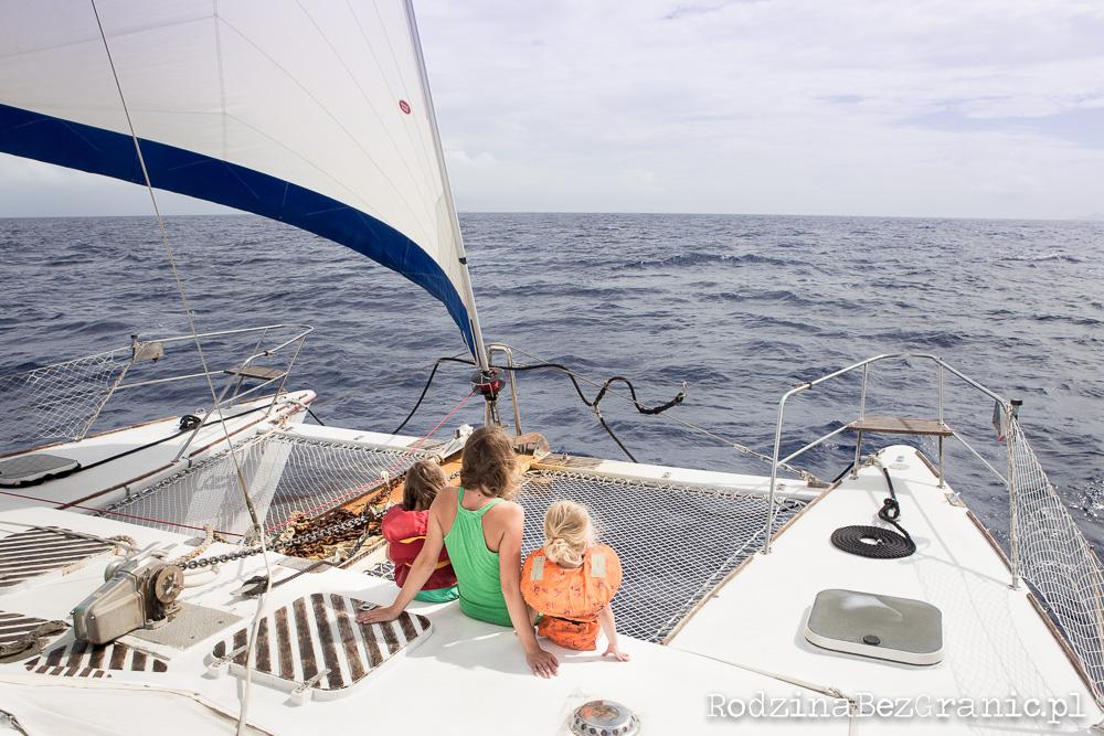 Hania, Ania i Mila na Fidżi (fot. Thomas Alboth)
