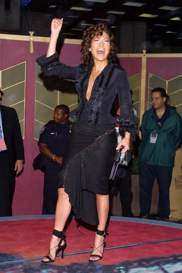 Jennifer Lopez w 2002 roku