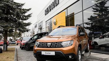 Dacia Duster z Rumunii