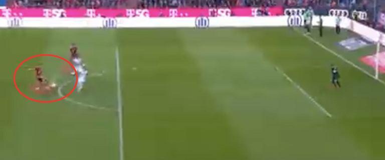 Ależ przymierzył! Tak Robert Lewandowski strzelił gola w meczu z Hoffenheim [WIDEO]