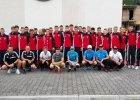 Młodzi piłkarze Górnika Zabrze trenowali na siłowni z Kamilem Stochem