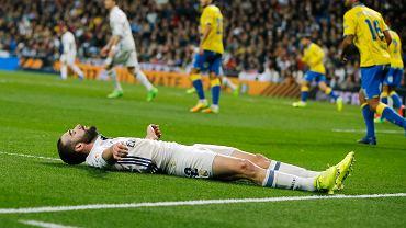 Mecz Real Madryt - Las Palmas (3:3)
