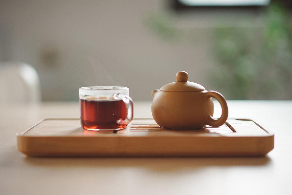 herbata, która wspomaga odchudzanie