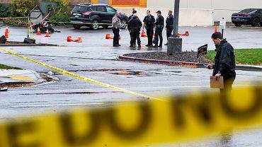 Strzelanina w Boise w stanie Idaho