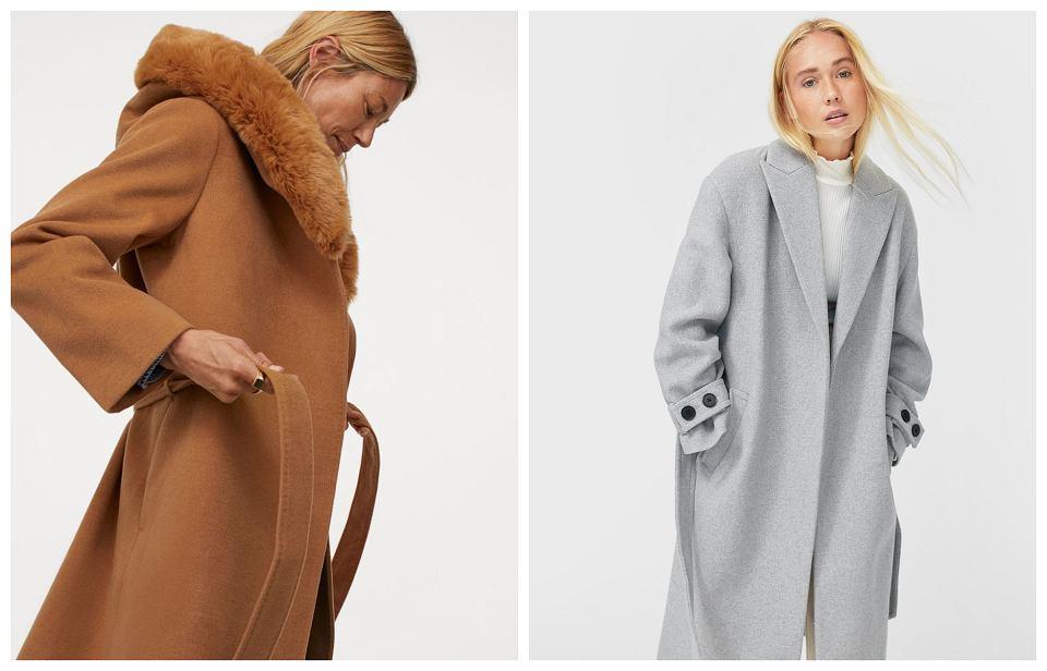 płaszcze damskie promocje
