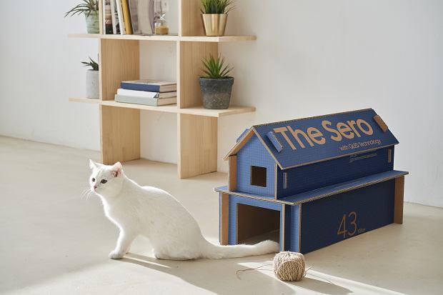 Ekologiczne pudełka telewizorów Samsung