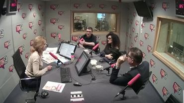Gośćmi Dominiki Wielowieyskiej byli: Grzegorz Sroczyński, Aleksandra Pawlicka i Piotr Gursztyn
