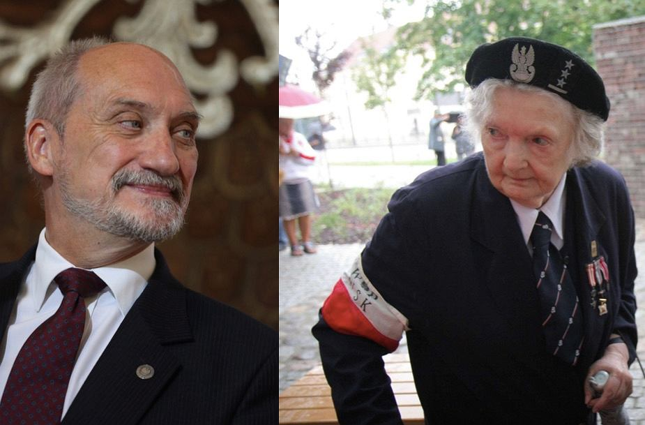 MINISTER MON Antoni Macierewicz zaprasza powstańców na rozmowy. Czy dojdzie do porozumienia?