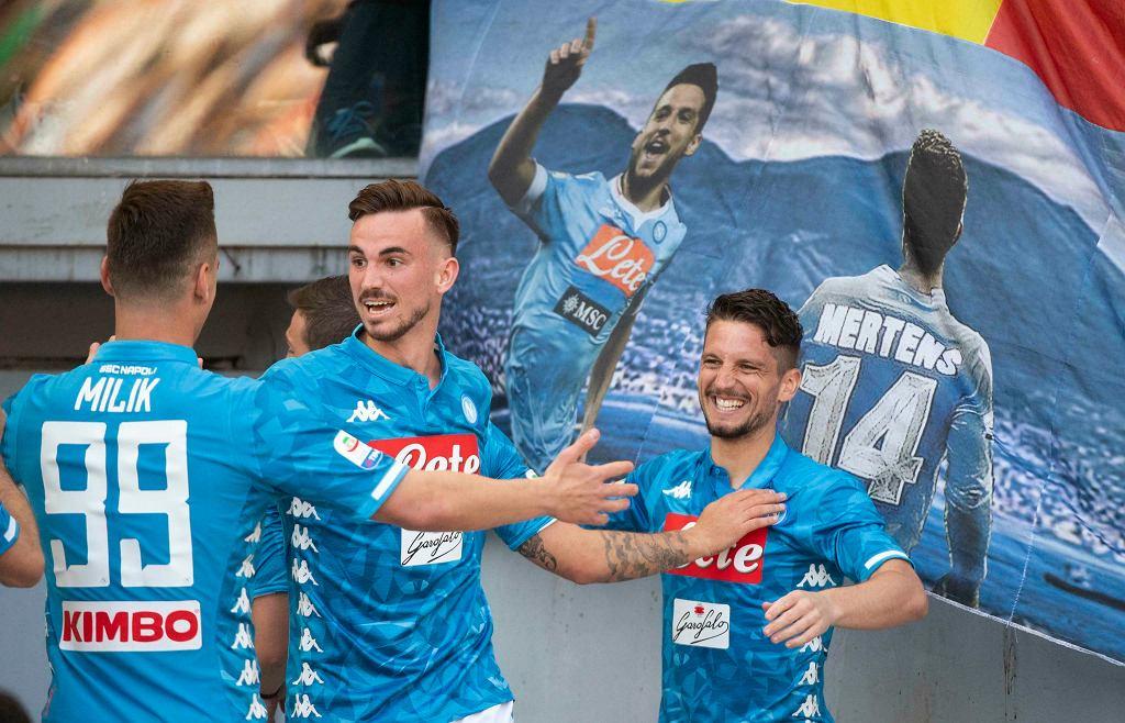 Arsenal - Napoli. Gdzie obejrzeć hit Ligi Europy?