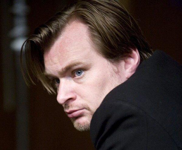 Christopher Nolan na planie