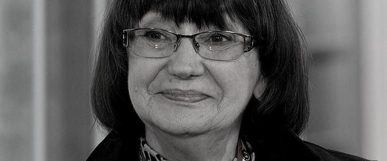 Nie żyje wokalistka Alibabek. Wanda Narkiewicz-Jodko miała raka mózgu