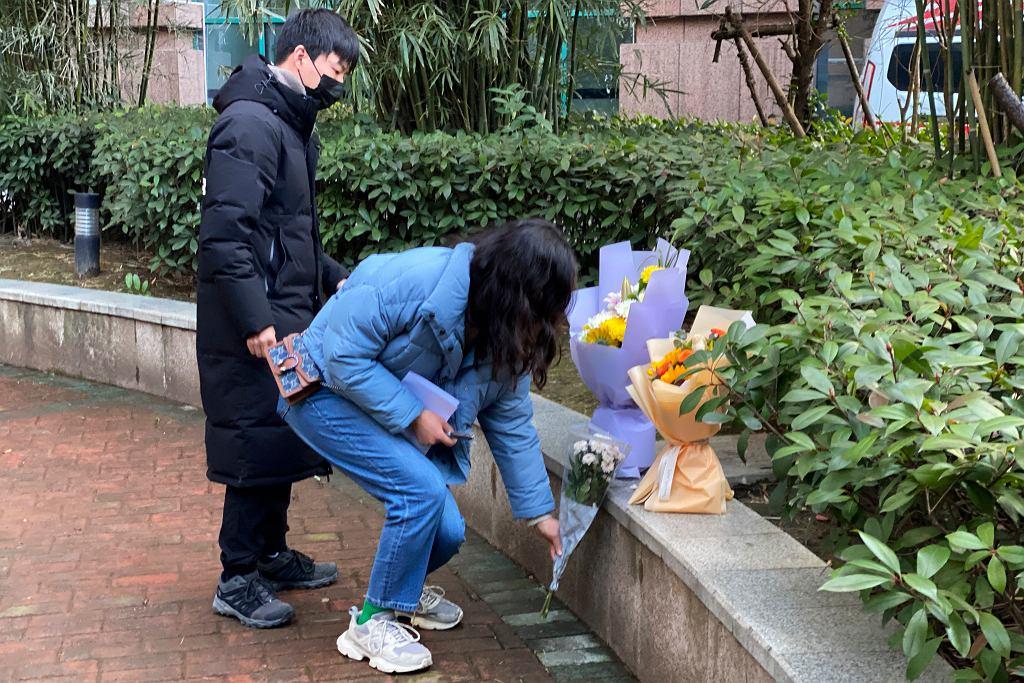 Rocznica śmierci Li Wenlianga