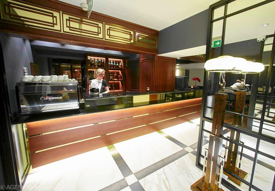 Restauracja Quale przy Narutowicza 48