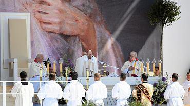 Msza kończąca ŚDM odprawiona przez papieża Franciszka w podkrakowskich Brzegach
