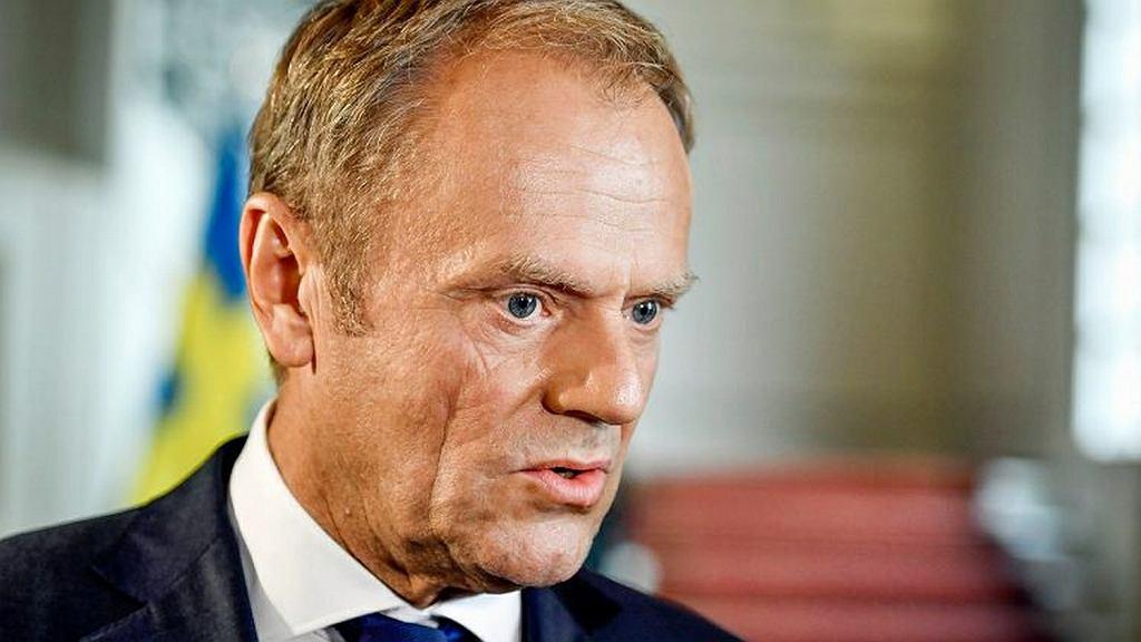 Donald Tusk skomentował spór wokół Sądu Najwyższego i Małgorzaty Gersdorf