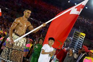 Słynny naoliwkowany tongijski olimpijczyk wraca! Na... igrzyska zimowe!