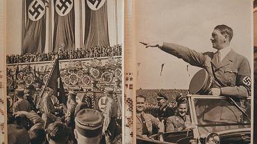 'Pozostanę w Berlinie'. Ostatni list Adolfa Hitlera zostanie wystawiony na licytację.  (zdj. ilustracyjne)