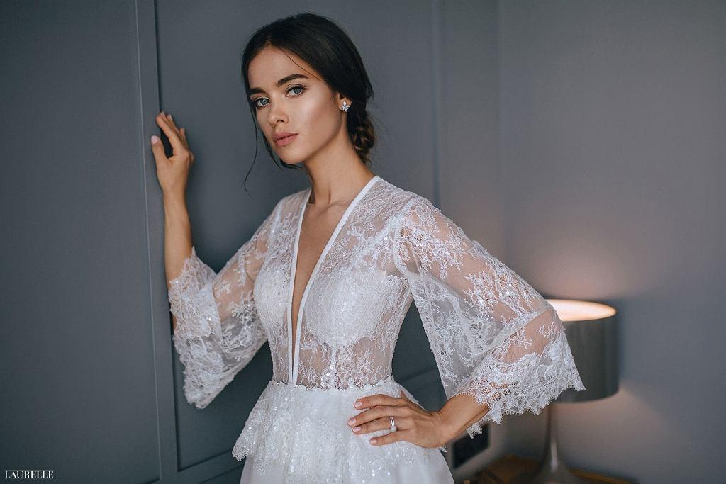 Nowa kolekcja Laurelle na sezon 2017/2018 - suknia Grace