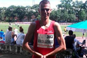 Płocczanin z brązowym medalem i rekordem klubu w biegu płotkarskim