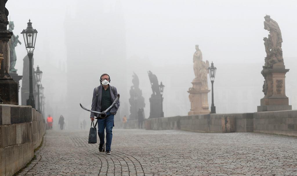 Virus Outbreak Czech Republic