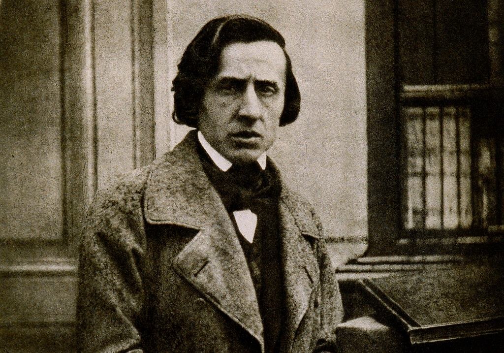 Fryderyk Chopin, 1849