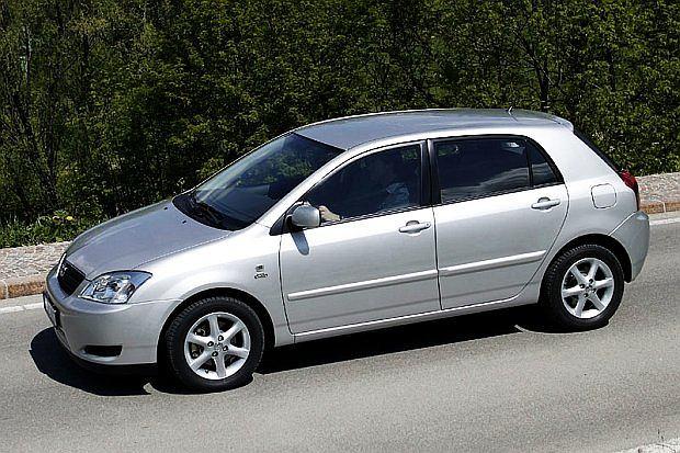 To auto nigdy nie chciało się wyróżniać - ostatnia kompaktowa Corolla