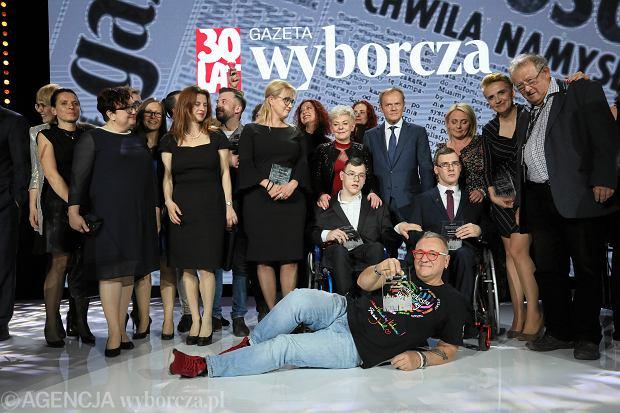 Czlowiek Roku Gazety Wyborczej
