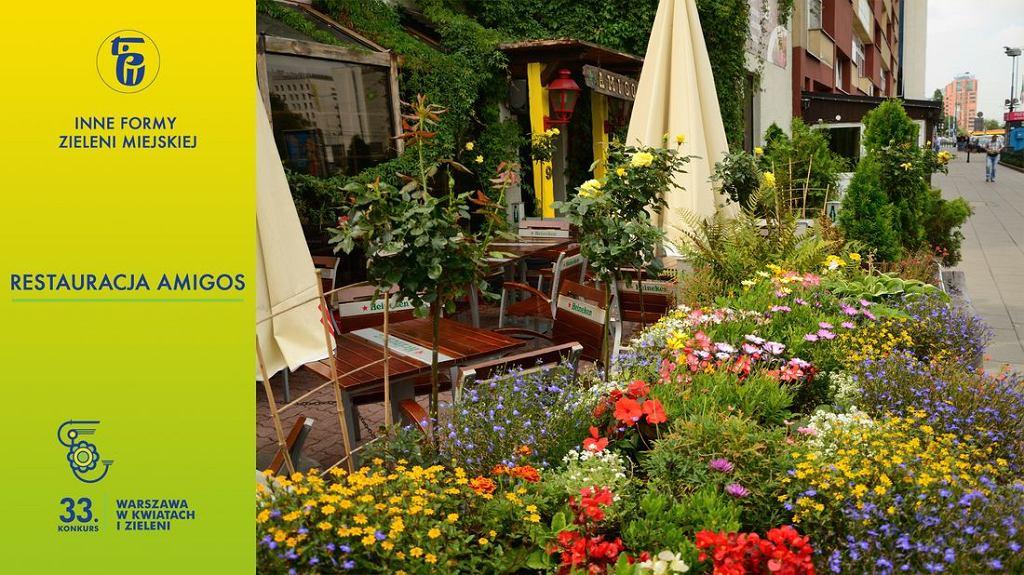 Restauracja Amigos (Praga-Południe) / materiały prasowe