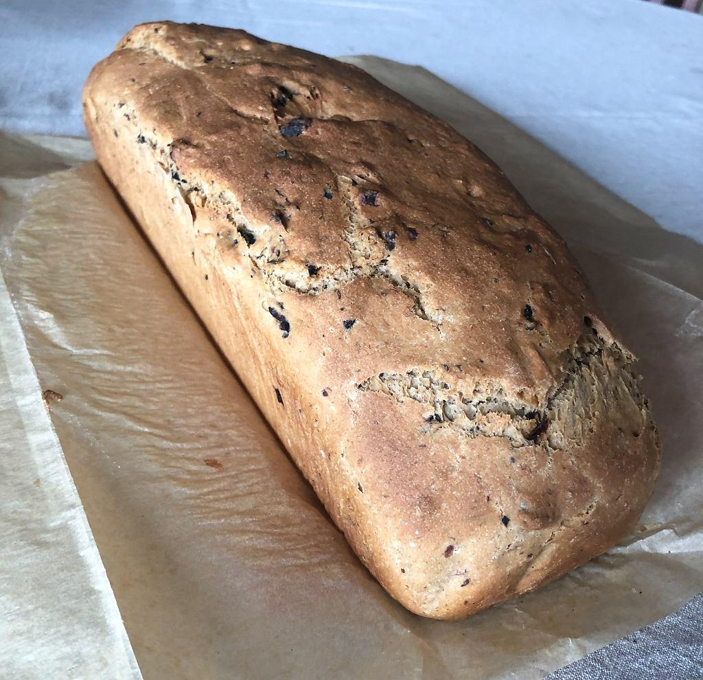 Jak upiec najprostszy chleb śliwkowy