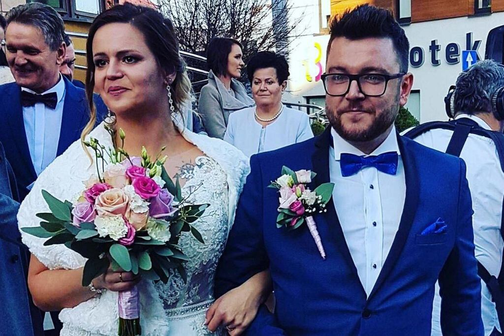 'Ślub od pierwszego wejrzenia' Agnieszka i Wojtek
