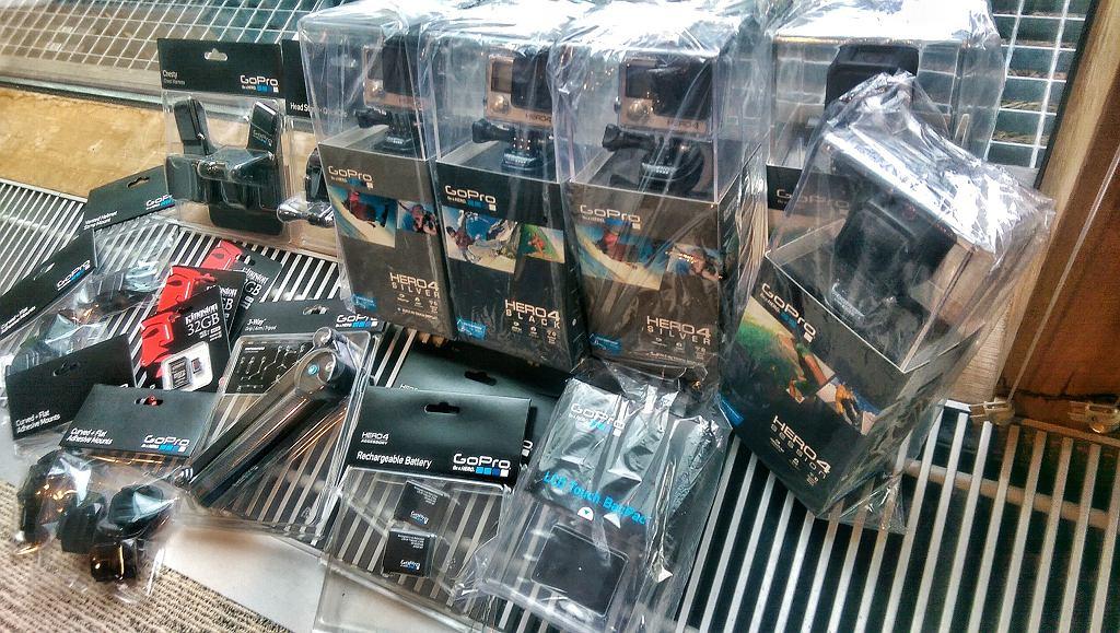GoPro - nowe zabawki w redakcji