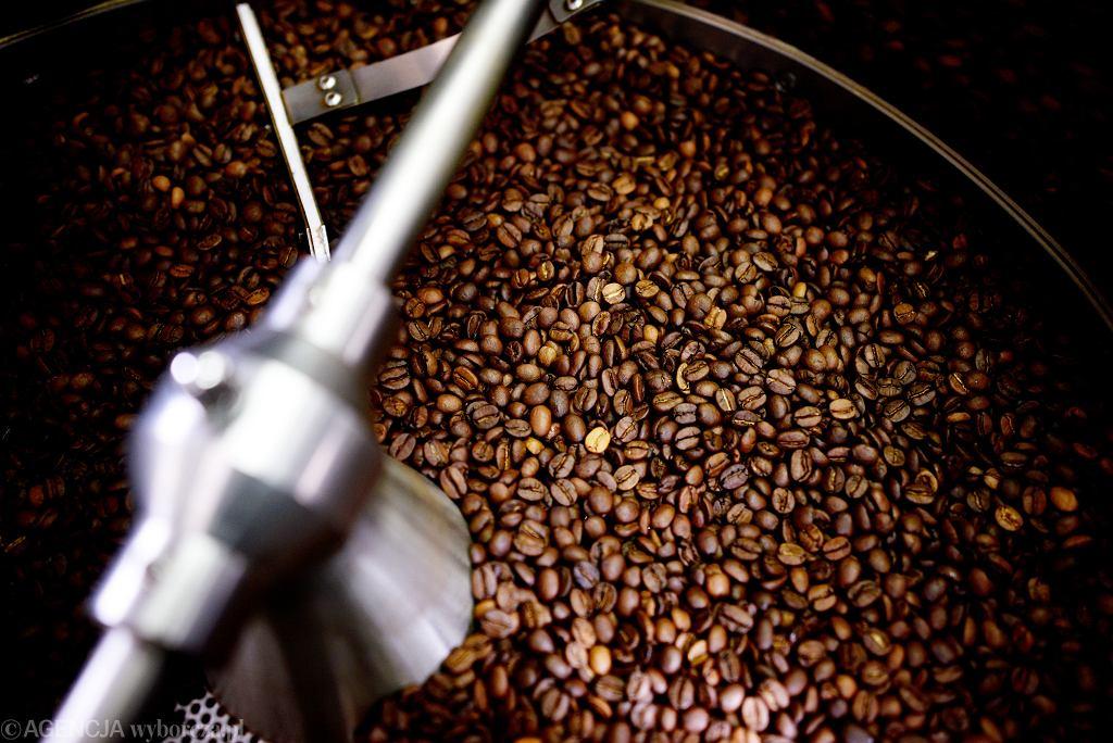 Ceny kawy idą szybko w górę