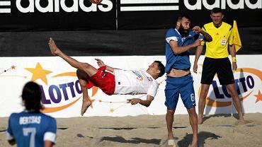 Pierwszy raz w Polsce zorganizowano turniej Europejskiej Ligi Beach Soccera. Inauguracyjny dzień zawodów okazał się organizacyjnym sukcesem. W tej dyscyplinie rozkochała się sopocka publiczność, która kibicowała Polakom w meczu z Grecją (przegrany 3:4)