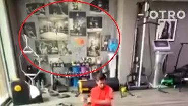 Leo Messi opublikował nagranie treningu. Fani dowiedzieli się z niego, kto jest idolem piłkarza