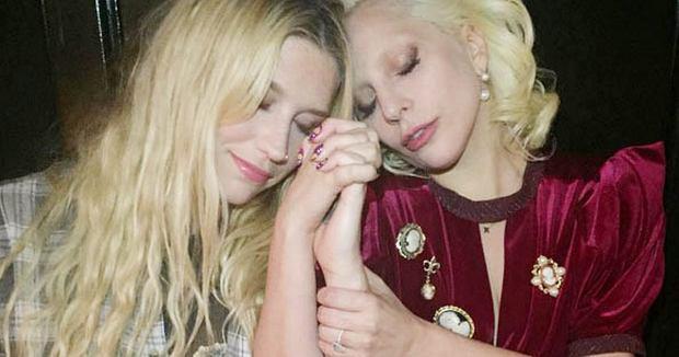 Lady Gaga i Kesha