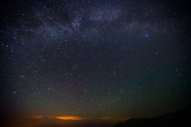 10 rzeczy, których nie wiesz o kosmosie. Nocne niebo