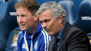 Steve Holland i Jose Mourinho