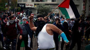Antyamerykańskie protesty w Bejrucie