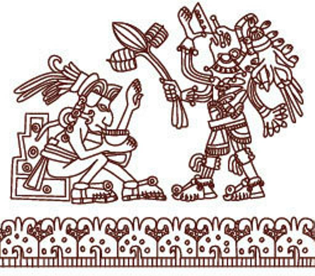 Aztekowie musieli sprowadzać ziarna od ludów sąsiednich, stąd luksusowy status czekolady.