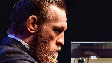 Conor McGregor prezentuje 'Hulka'