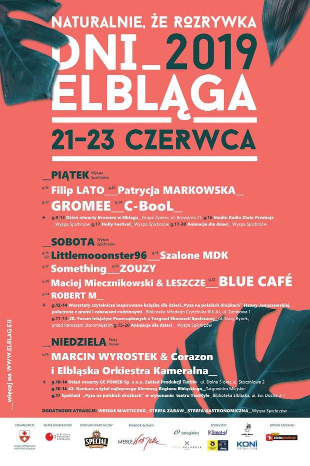 Dni Elbląga 2019