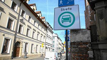 Strefa czystego transportu ma Kazimierzu