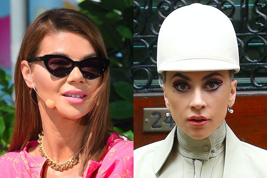 Edyta Górniak, Lady Gaga