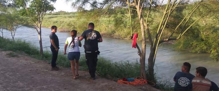 Ojciec i 2-latka utonęli podczas próby przekroczenia granicy. Zdjęcie zszokowało USA