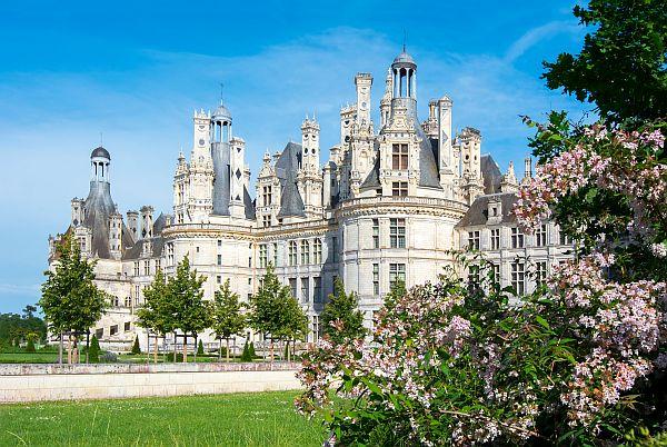 Zamek w Chambord. Fot. shutterstock