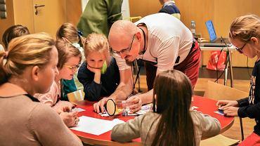 Festiwal Matematyki w siedzibie