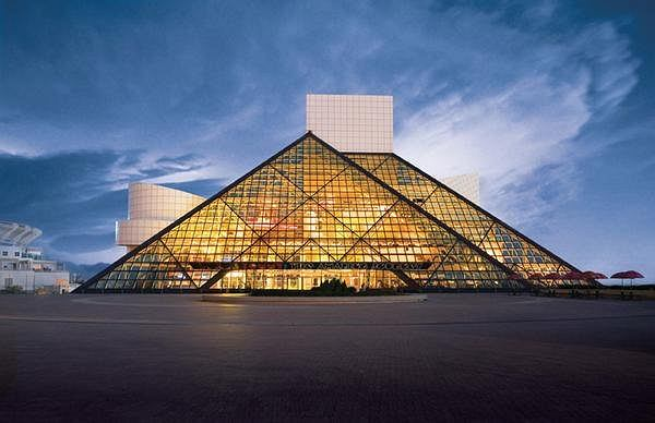 Najlepsi z Rock And Roll Hall Of Fame!